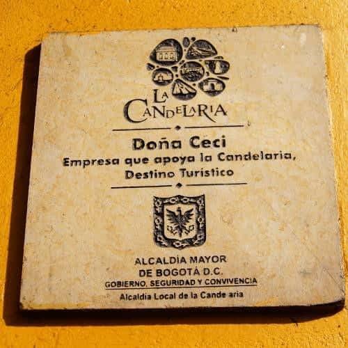 Doña Ceci Bar