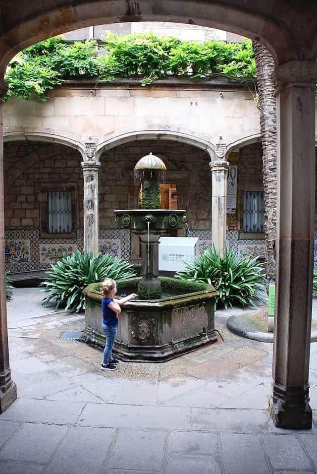 Archivo Historico de Cataluna