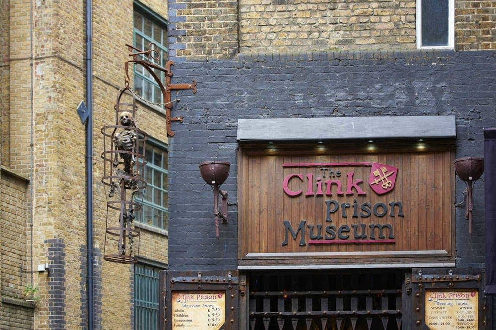 The Clink Prison, Southwark
