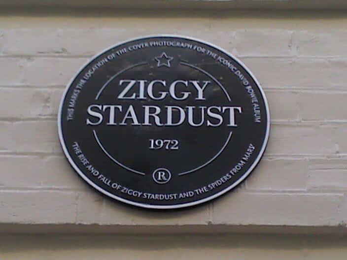 Heddon Street  - Ziggy Stardust