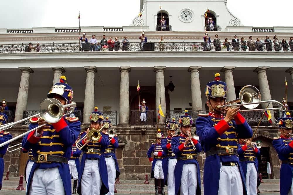 carondelet Palace Quito