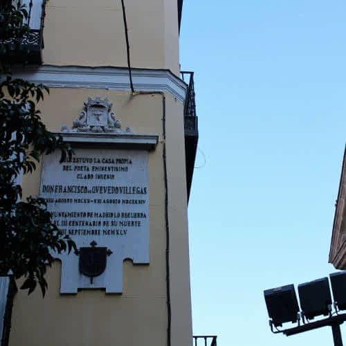 House of Quevedo and Góngora