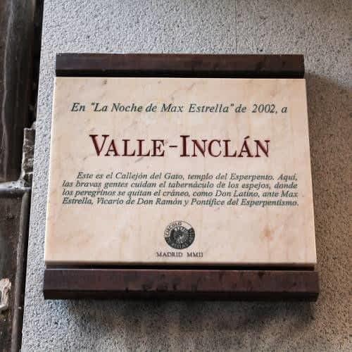 The Esperpento of Valle-Inclán