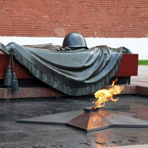 Memorial Tomb Of Unknown Soldier