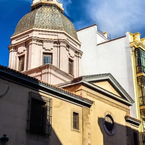 Church of San Sebastián
