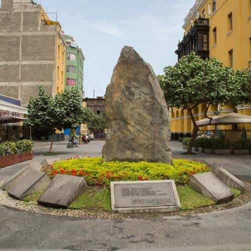 Monument to Taulichusco