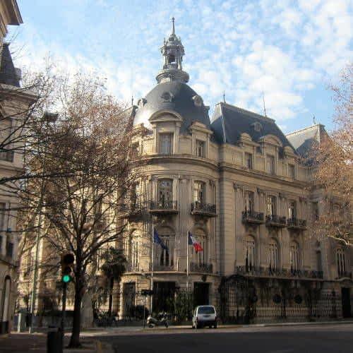 Embajada Francesa