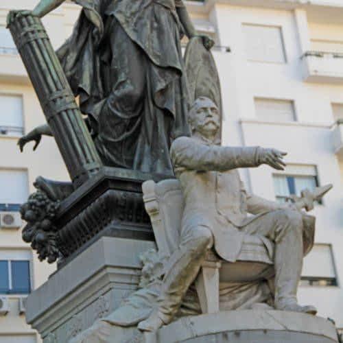 Plaza Pallegrini