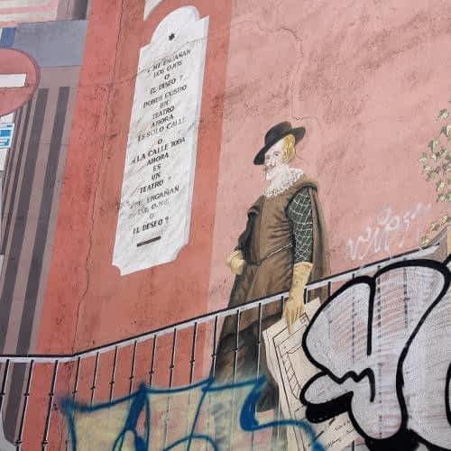 Felipe the 4th Mural