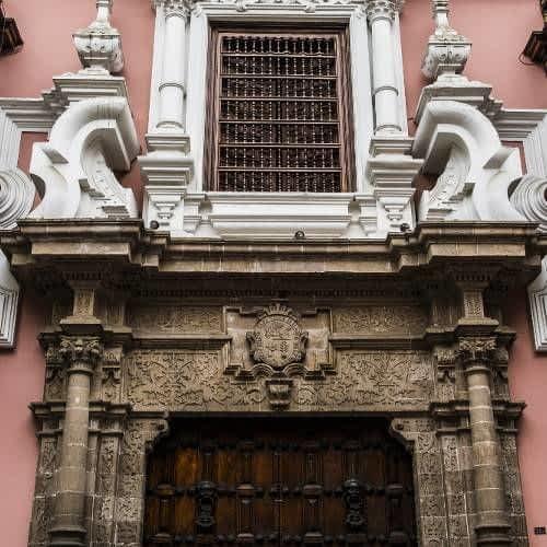 Torre Tagle's Palace