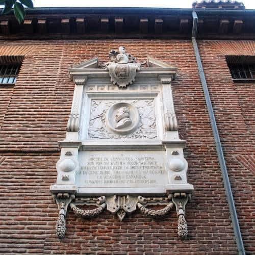 Cervantes Grave