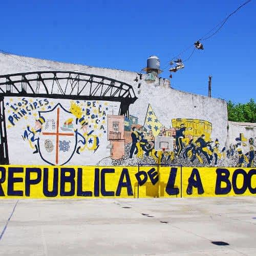 Republic of La Boca