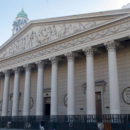 Catedral Metropolitana de Buenos Aireså