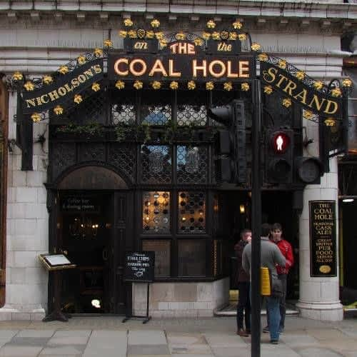 The Coal Hole
