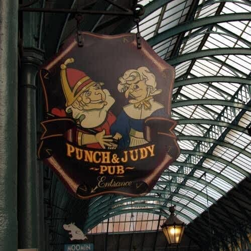 The Punch & Judy