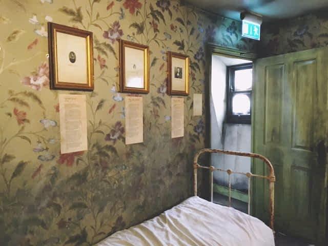 Mary Jane Kelly Bedroom