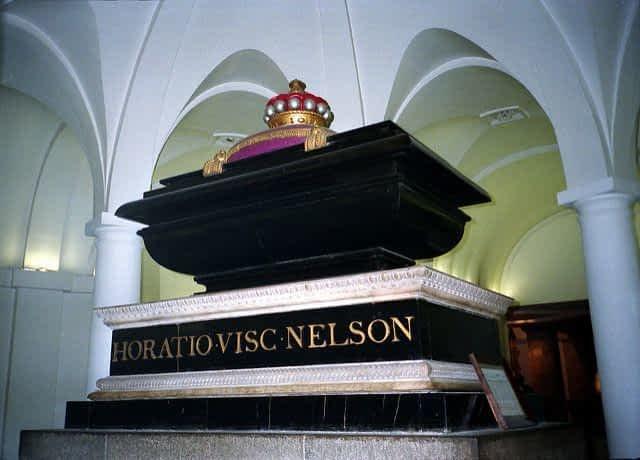 Horatio Nelson Tomb