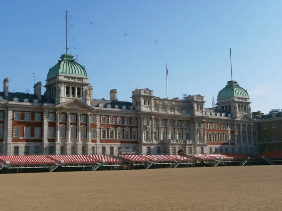 Courtyard Horse Guards Parade