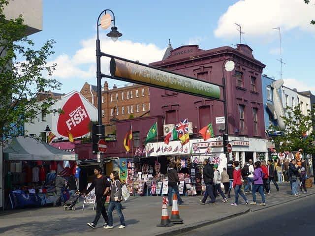 Inverness Street Camden
