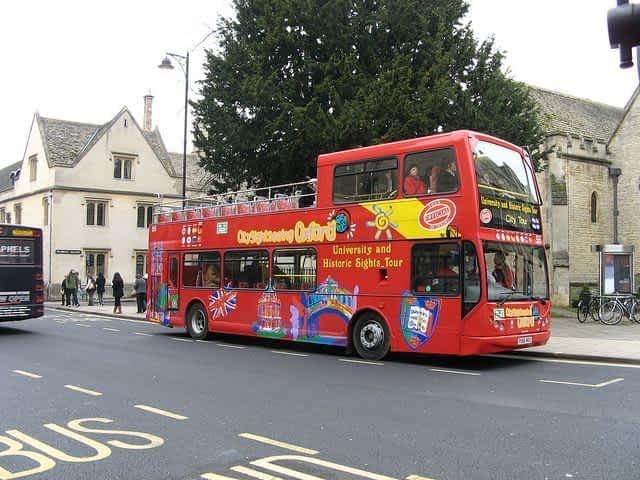 Oxford  Bus Tour