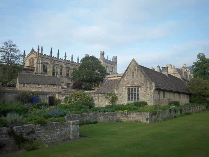 Oxford  View