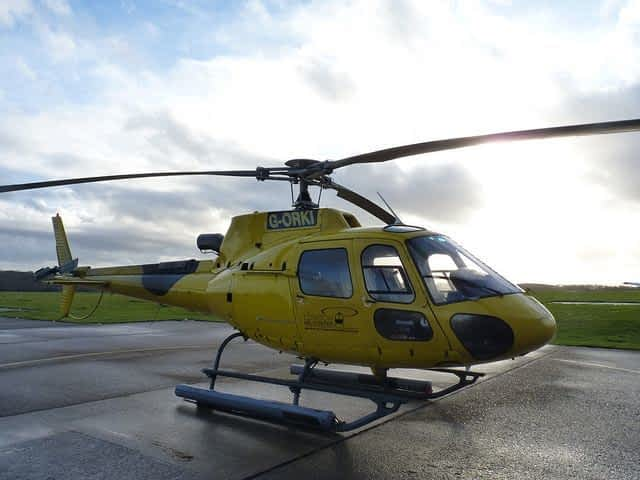 London Helicopter Tour