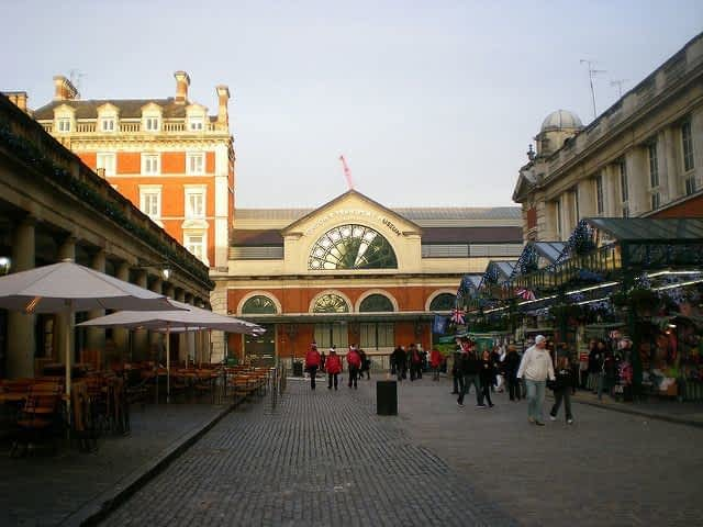 Covent Garden London Transport Museum