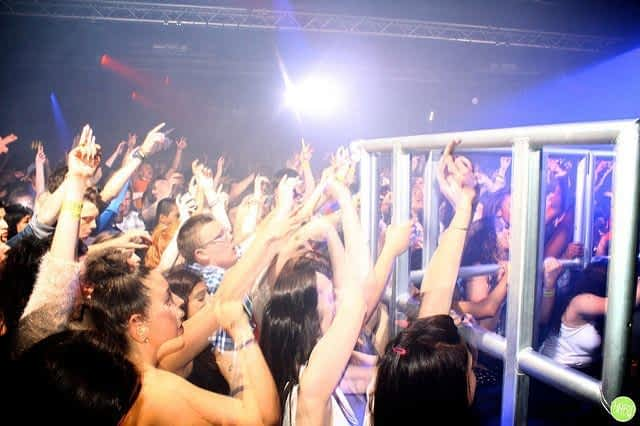 Crowd Ministry of Sound London
