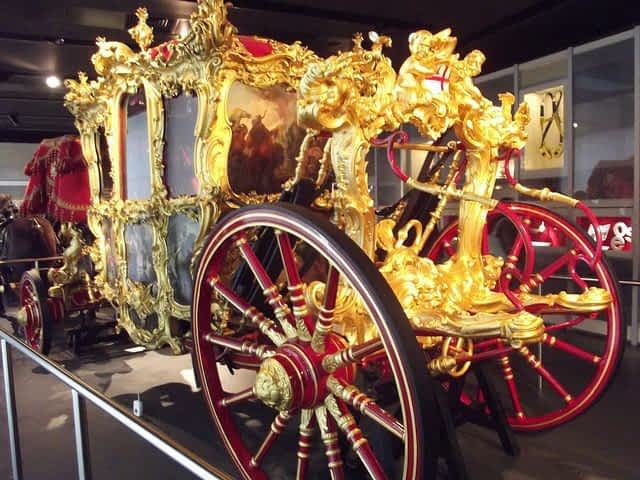 Museum of london lord mayors state coach