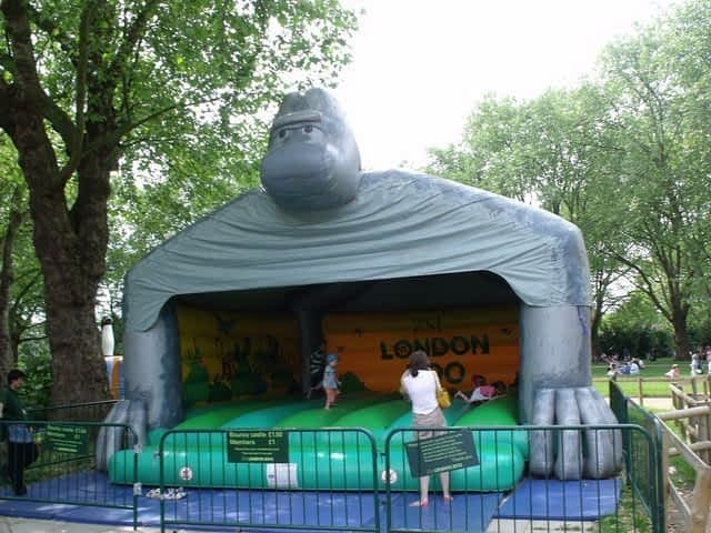 London Zoo Playground