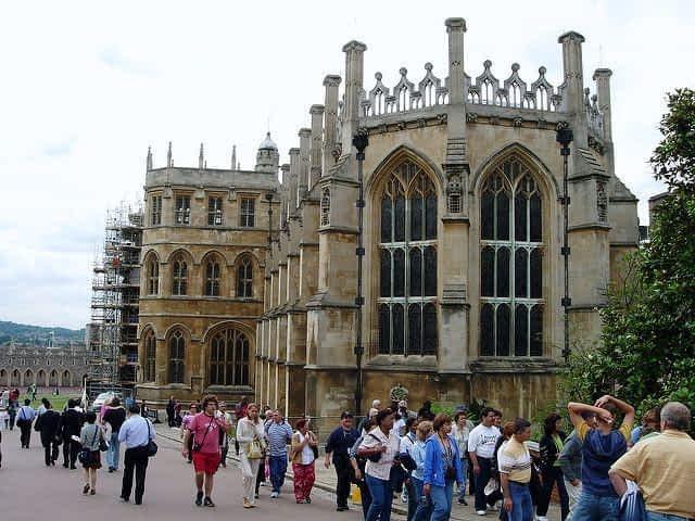 Windsor St John Chapel