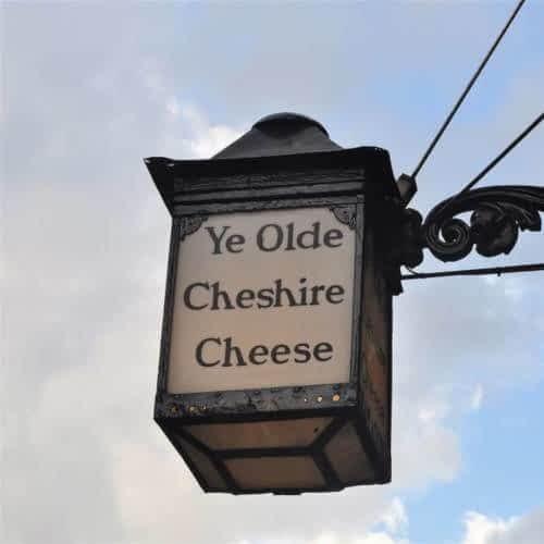 Ye Old Cheshire Cheese