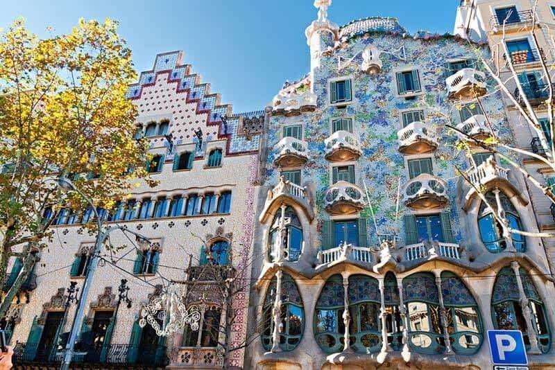 Manzana de la Discordia Barcelona
