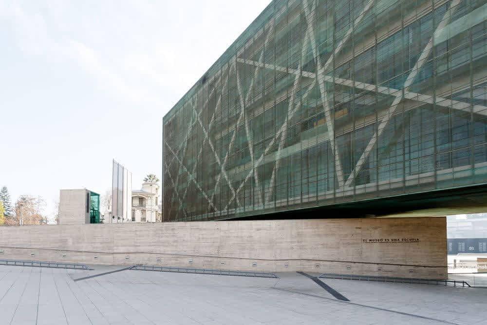 Museo de La Memoria santiago