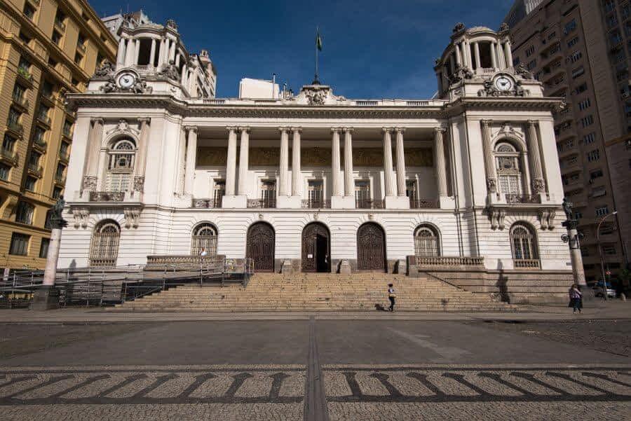 City Hall Rio de Janeiro