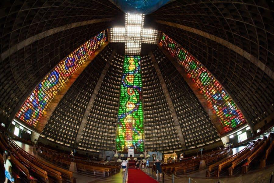 Metropolitan cathedral of Saint Sebastion