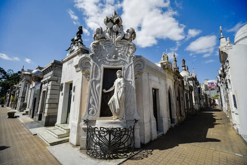 Buenos Aires Retiro & Recoleta