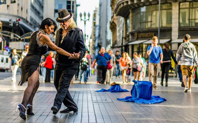 Buenos Aires Dance