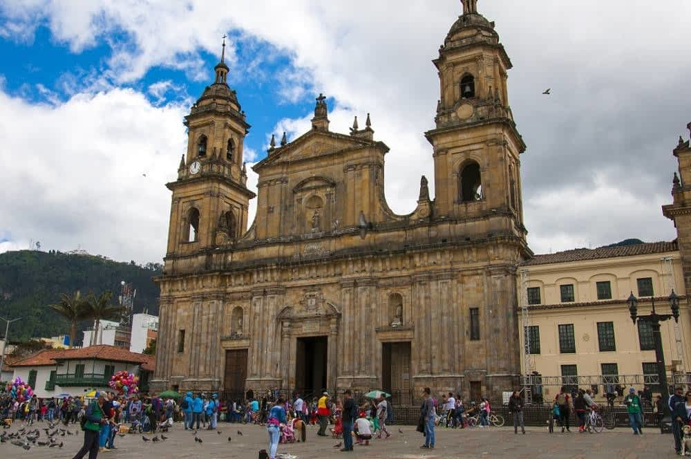 Candelaria Church Bogota