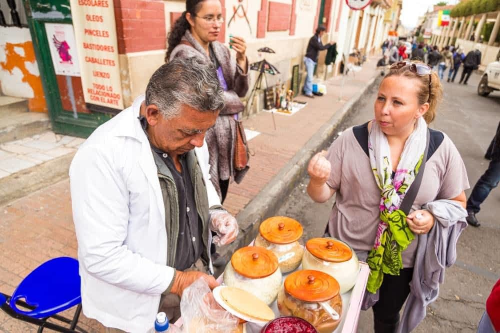 Bogota Street Food